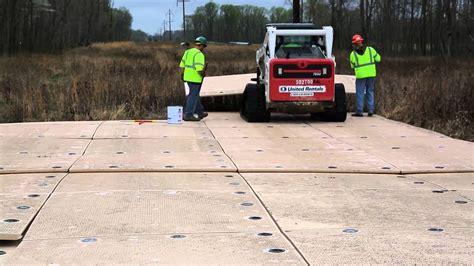 Mat Site - composite mats mega deck on spartan mat site