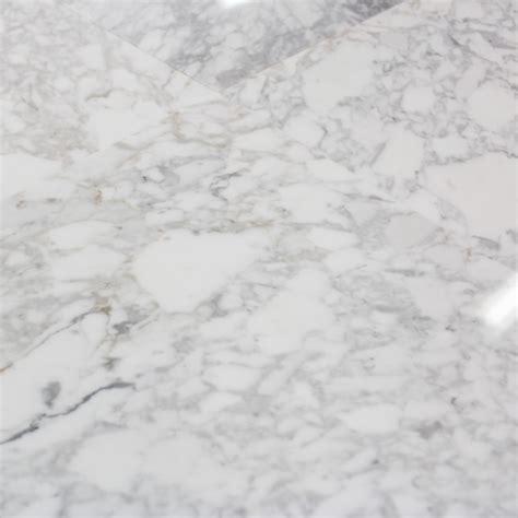 carrelage autocollant cuisine carrelage 100 marbre blanc poli carrare 40x40 cm marbre