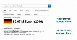 Google Home In Deutschland : voice search google home und amazon echo im ultimativen ~ Lizthompson.info Haus und Dekorationen