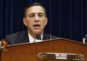 Issa, Republicans Blast Decision Not to Pursue Criminal ...