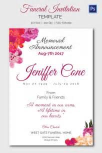 chalkboard wedding programs funeral invitation template 12 free psd vector eps ai