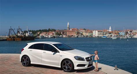 Mercedes A Class Wallpapers by Mercedes A Class White Hd Desktop Wallpapers 4k Hd