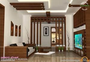 Kerala, Home, Interior, Design, Living, Room, Combo