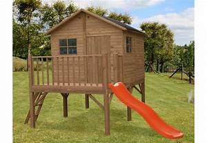 Cabane Exterieur Enfant : soulet cabane fantine ~ Melissatoandfro.com Idées de Décoration
