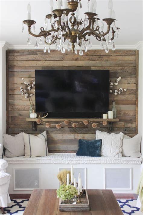 fall  home   accent walls  living room