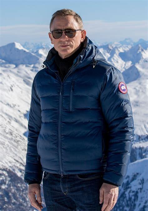 moncler daniel craig goose canada jackets winter wearing stars drake celebrities coats jacket wallpapers vanityfair