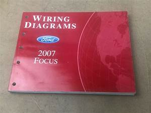 2007 Ford Focus Wiring Diagrams Electrical Service Manual