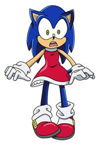 Sonic Amy Dress Up