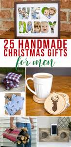 25 handmade christmas gifts for men unoriginal mom