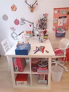 Nähzimmer Einrichten Mit Ikea : geliebtes n hzimmer mein label maubi 39 s made with love pinterest n hzimmer ikea ~ Orissabook.com Haus und Dekorationen