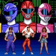 Mighty Morphin Power Rangers - Play Online Free Game
