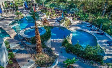 home  north carolina   tiered swimming pool homes