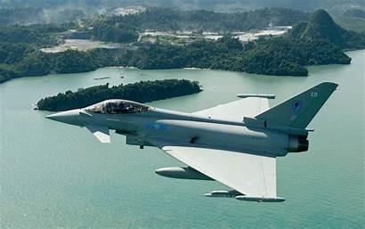 Eurofighter Typhoon Aircraft Wallpapers Previa Vista Boeing