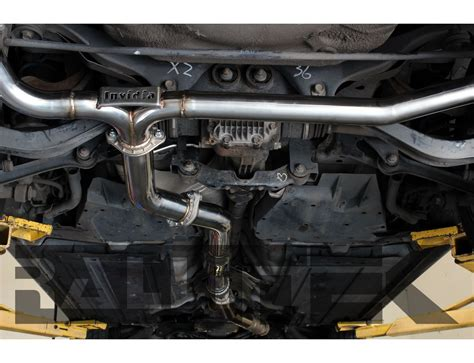 Legacy Exhaust by Invidia Q300 Catback Exhaust Legacy Gt 2005 2009