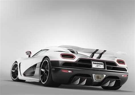 """ Koenigsegg Agera R "" (article"