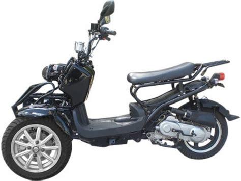 2015 Sunny 150cc Three-wheel Ruckus Style Trike Scooter