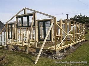 Construire Une Serre Pas Cher : construire serre de culture ou serre en verre mini serre ~ Premium-room.com Idées de Décoration