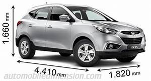 Hyundai Ix35 Dimensions : dimensions of hyundai cars showing length width and height ~ Maxctalentgroup.com Avis de Voitures