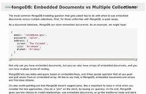 mongodb design topics pearltrees With mongodb for documents