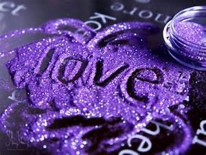 Glittery Purple Background | purple glitter | Tumblr ...