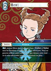 Fftcg - Review Opus Xi  Glace