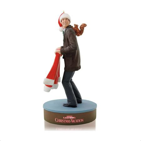 2014 christmas vacation squirrel magic hallmark ornament
