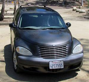 Chrysler  Dodge 2002 Pg Cruiser And 2002 Pt Cruiser
