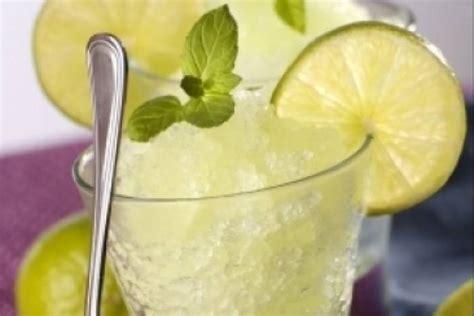 cours cuisine aix en provence recette de granité citron vert rapide