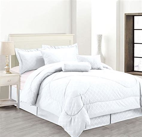 solid white comforter set royal 7 embossed solid comforter set white bedroom store