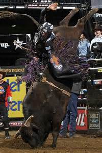 J.B. Mauney PBR Bull Riding