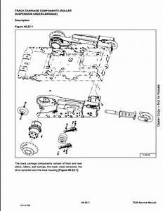 Bobcat T320 Parts Diagram