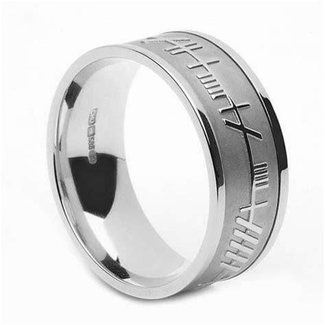 s ogham my soul mate signature wedding ring in 2019 ogham wedding rings wedding rings