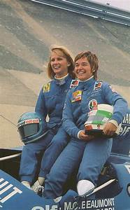 Femme Pilote F1 : ladies at le mans lella lombardi and marie claude beaumont 1975 meli melo le mans 24 le ~ Maxctalentgroup.com Avis de Voitures