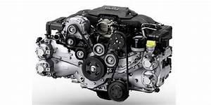 Subaru Fa20 Boxer Engine