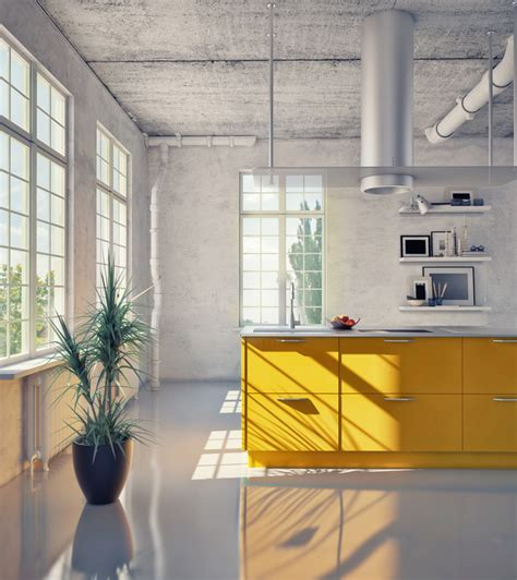 Industrial Kitchen Design Ideas - 13 creative ways to make exposed pipes chic in any room