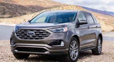 ford edge sel ford trend