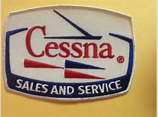 Find Vintage Cessna Logo Patches motorcycle in Wichita