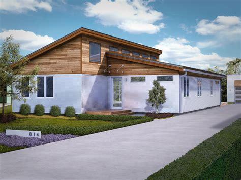 Blu Homes Unveils New Balance Metro Prefab Designed For