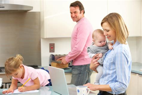 Four Out Working Parents Have This Work You