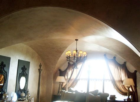 Barrel Groin Vaulted Ceilings by Groin Vaults