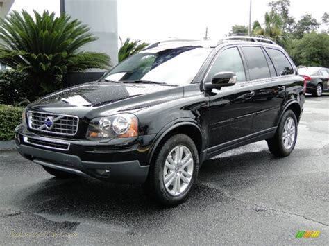 2011 Volvo Xc90 3.2 In Black Photo #8
