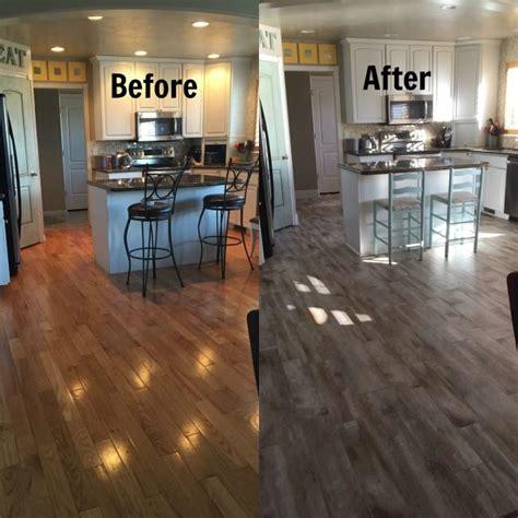 flooring    reveal wood  tile real