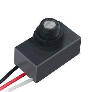 Outdoor Hard Wired Post Eye Light Control Photocell