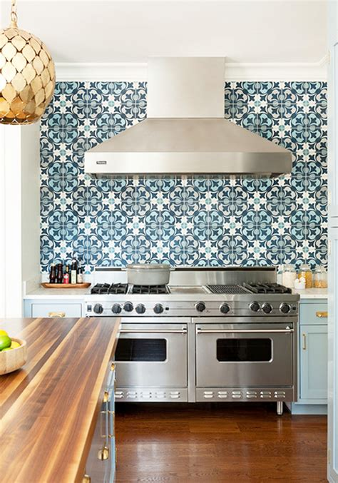 painting kitchen tile 17 tempting tile backsplash ideas for the stove 1400