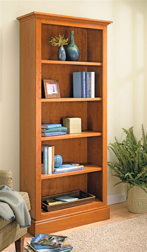 Bookcases Plans by Classic Bookcase