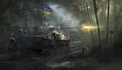 Ukraine Deviantart Radojavor Spring War Bmd Paintings