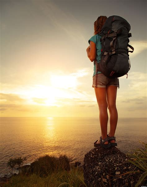 How To Plan Your First Solo Trip Huffpost