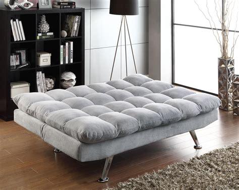 futon sleeper futons sofa bed sleeper coaster furniture 500775 stores