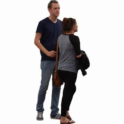Photoshop Standing Entourage Person Headphones Walking Sitting
