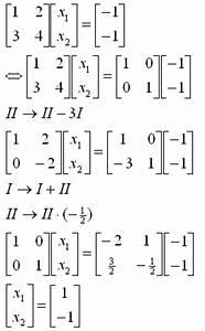 Inverse Matrix Berechnen Mit Rechenweg :  ~ Themetempest.com Abrechnung